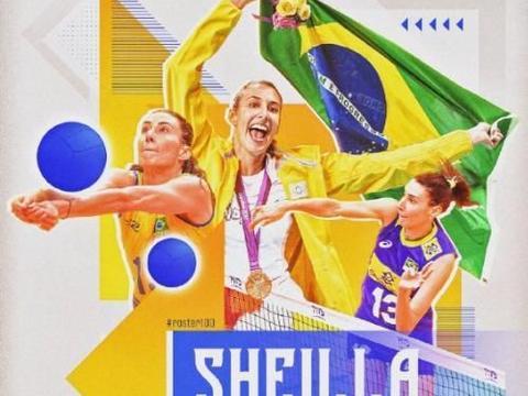 她随巴西队两夺奥运金牌,输中国队哭着退役,36岁复出,入百大榜