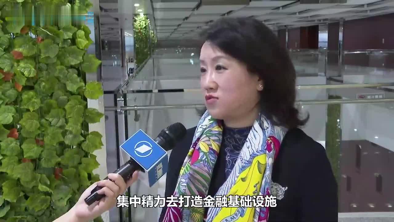 """如何打好临港新片区这张""""王牌""""?杨菁:用金融创新加速赋能产业丨直击上海两会"""