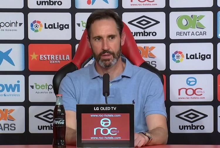 西班牙人主帅莫雷诺:这样的比赛踢10次,我们能赢9次