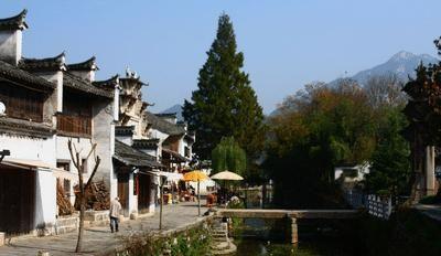 安徽省宣城唯一的5A景区,是一个隐居的古村落,有着1600年的历史