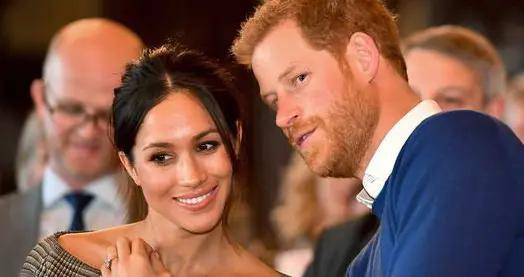 王室作家声称:梅根哈里追随戴安娜王妃脚步,用特别方式羞辱王室