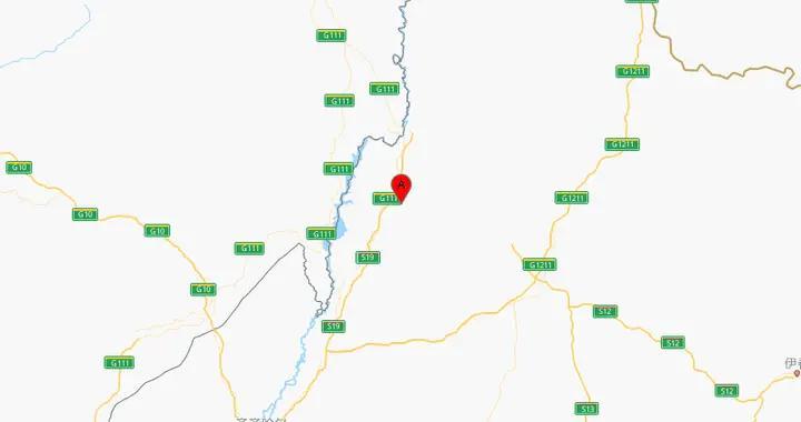 黑龙江黑河市嫩江市附近发生3.1级左右地震