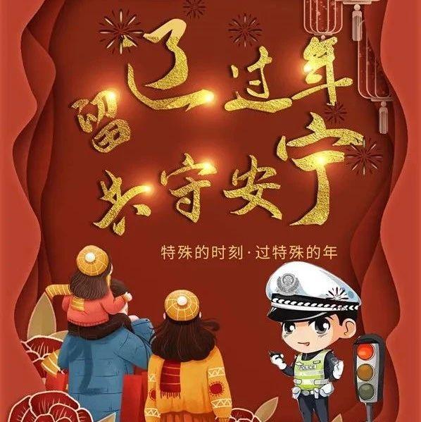 辽宁省公安厅交管局发布2021年春运道路交通安全形势分析和预警提示