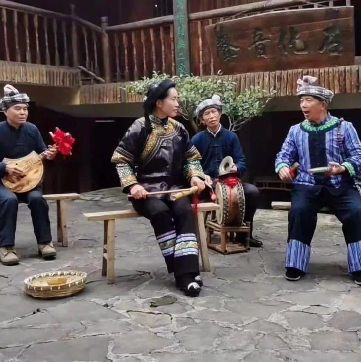 千年古韵 天籁之音 | 兴义布依族八音坐唱和兴仁小打音乐