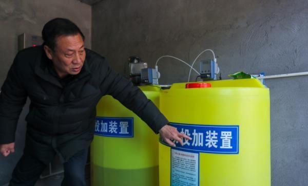 温州:文成高山村民用水问题得到解决!