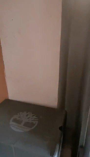 网友爆料:租房子的小孩不租了,垃圾满地都是,外卖盒堆成山……