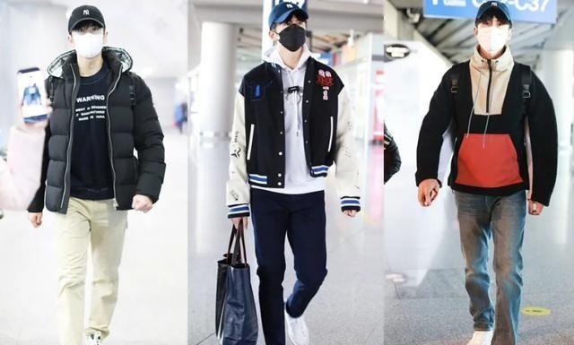 张云龙185模特身材优势明显,随意穿搭似行走的衣架,潮流感十足
