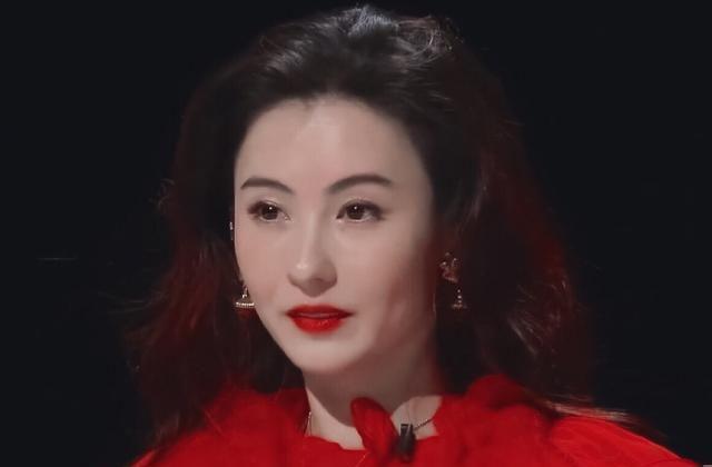 奔着40岁张柏芝追《浪姐2》,却被37岁陈妍希的颜值,给圈粉了