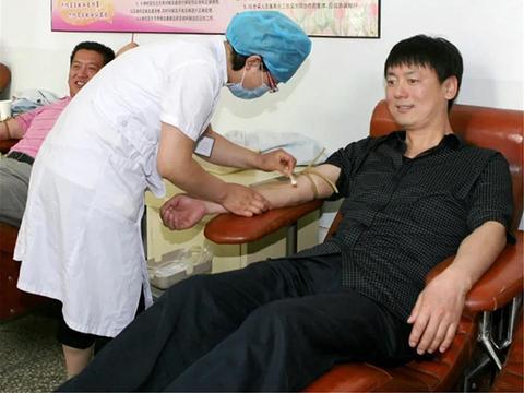 汾阳医院赵卫平:坚持献血17年 用爱心点亮生命之光
