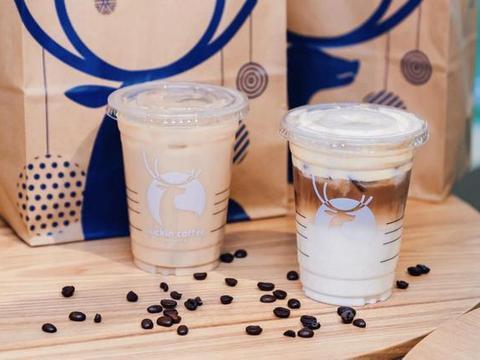 现泡茶厚牛乳,咖啡更香醇,瑞幸新鸳鸯红茶拿铁,传统港饮三重升级