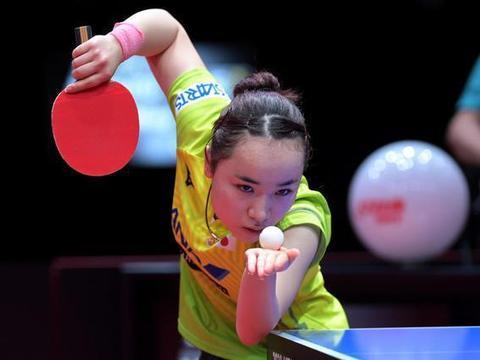 她出身最低的乒乓球世界冠军!爸爸下岗卖肉夹馍供她打球!