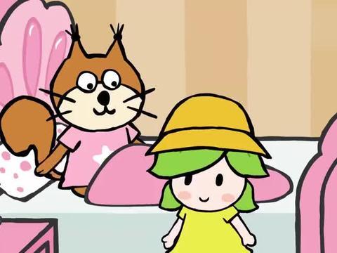 小猫汤米:森林的春天来了,万物复苏的季节,这才是最美的时候