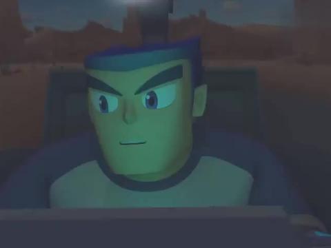 无敌极光侠:听说洞穴发生了事故,慕容边看报道,开车连忙赶过去