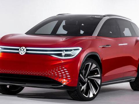 大众ID系列三款新车将发布 ID.6 X车身长度接近5米