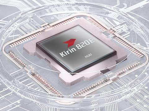 麒麟820E悄然发布:华为第一款六核心芯片