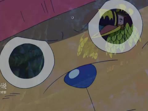 海贼王:罗宾酱的日常,不要用这么残忍的方式担心同伴啊!