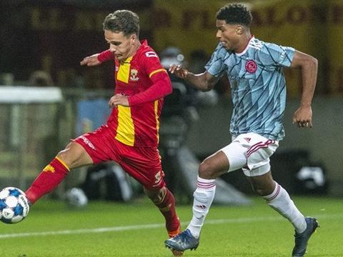 荷乙:阿贾克斯青年队重返胜轨,前进之鹰止步荷兰杯第3圈