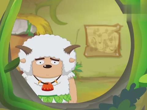 喜羊羊:沸羊羊是个武术爱好者,男孩子嘛,都爱这些的
