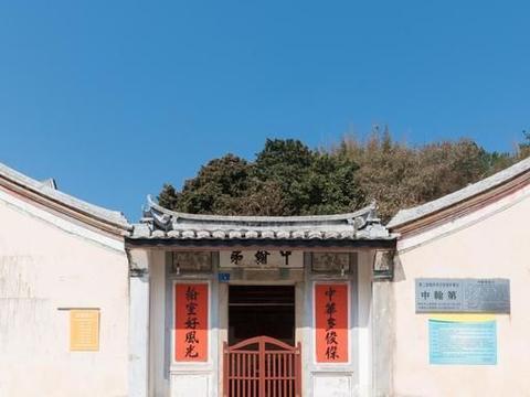 李光耀的祖居在广东,斥资5000万这个村子已建成旅游景区