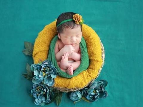 心里测试:4个新生婴儿哪一个最幸福?测一下你以后的生活水平
