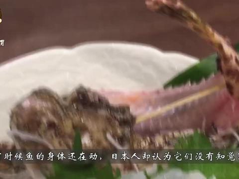 日本大厨处理大丑鱼,快刀切片,一份几百,身价翻倍!