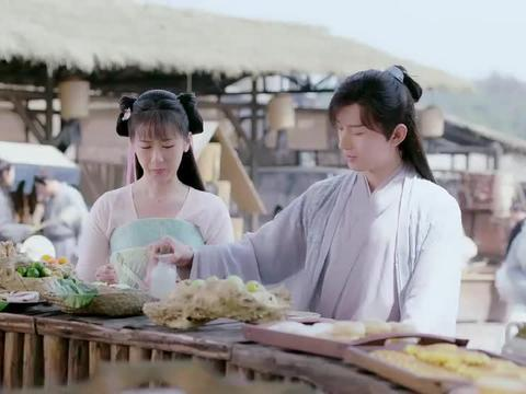 琉璃:司凤让璇玑尝各种食物体验酸甜苦辣,司凤的温柔都给了璇玑