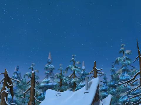 熊出没:大家都被吉吉骗了,哪里来的暴风雪啊,春天都来了