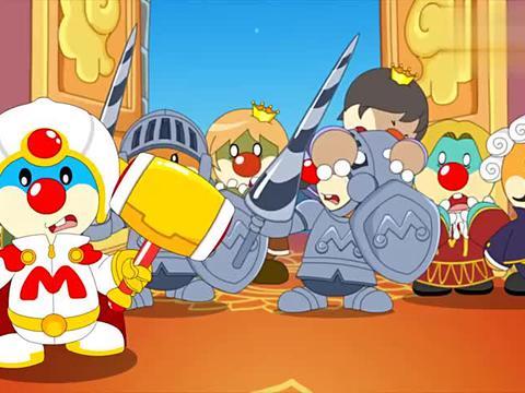 摩尔庄园2:南瓜王子为了救大家,决定要牺牲自己保护众人
