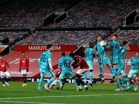利物浦近7战仅赢维拉U23 争冠还是争四基本定调