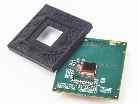 像素间距破纪录 比利时研发高分辨率红外线图像器原型机