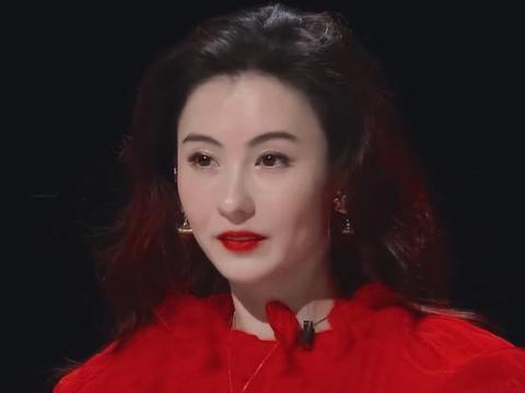 奔着40岁张柏芝追《浪姐》,却被37岁陈妍希的颜值,给圈粉了