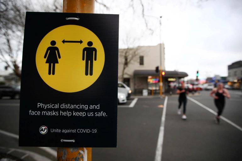 新西兰确诊近两个多月来首例本土确诊病例