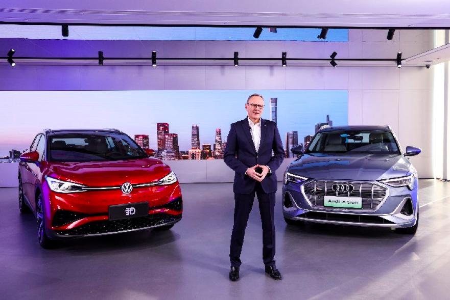 年内推出25款新车,大众汽车集团将全速推进SUV及新能源攻势