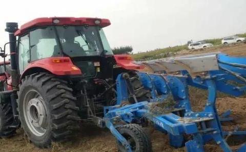 白银靖远:农机购置补贴惠民利民