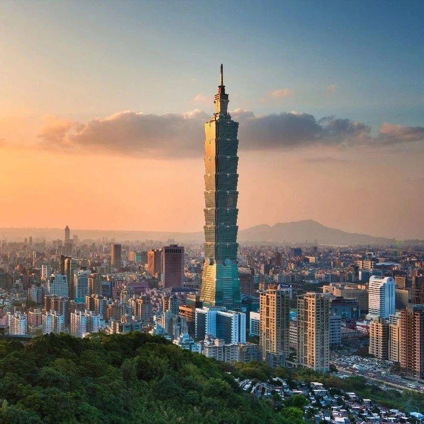 台湾,负增长了
