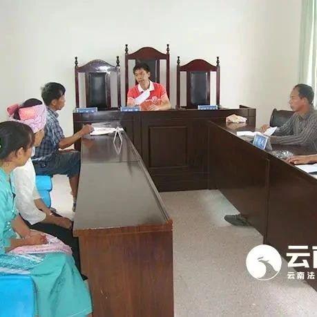 【云南金牌调解员推荐人选】哏天龙:筑起社会稳定第一道防线