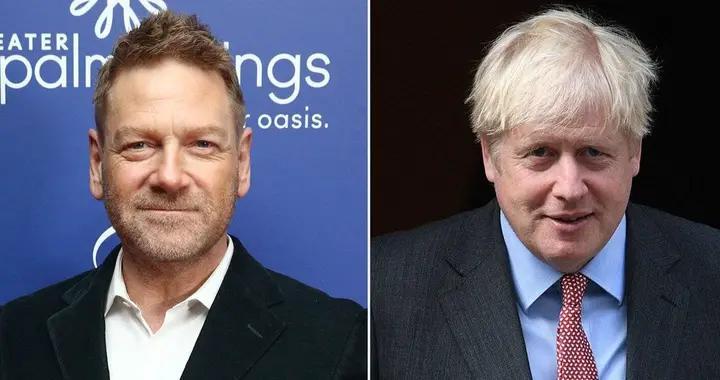 肯尼斯·布拉纳将扮演英国首相鲍里斯约翰逊
