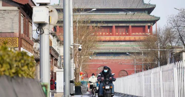 北京今日飘小雪,最高气温3℃