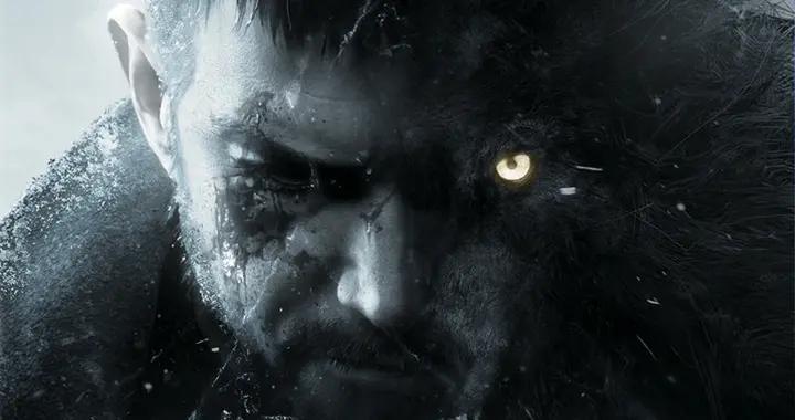 PS5《生化危机8》封面图曝光 克里斯变半兽人