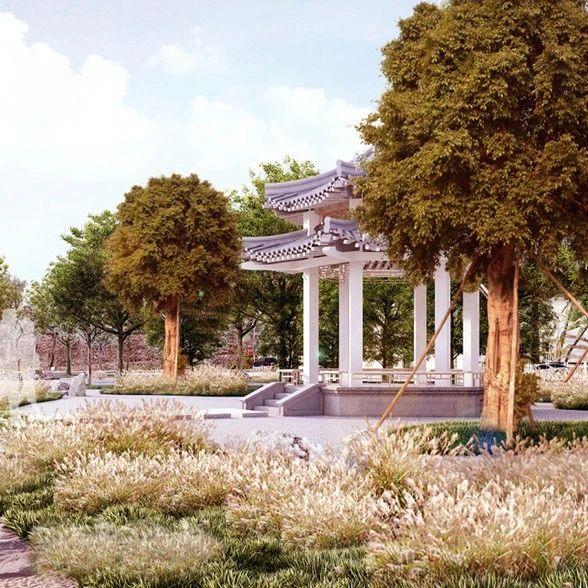 肇庆将新增一个公园,规划图好美!开放时间是……
