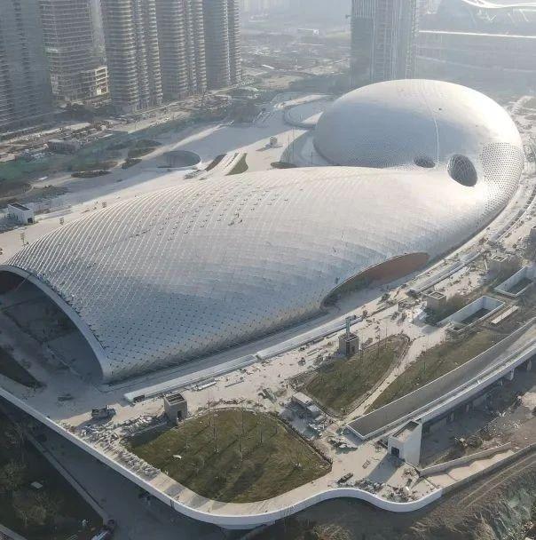 【最新】萧山亚运场馆建得怎么样了?最新进展来了