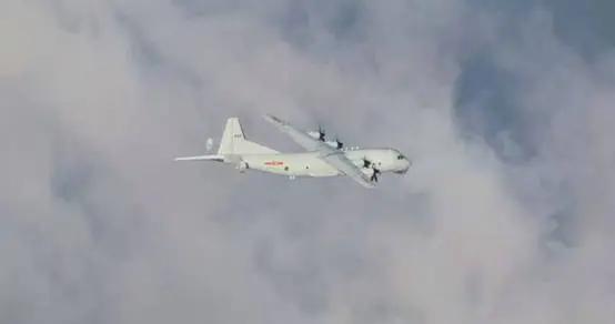 绿媒还在炒:解放军军机今日进入台湾西南空域,本月仅1天没来