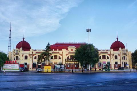 哈尔滨百年老建筑:莫斯科商场旧址,黑龙江最早的大型商业建筑