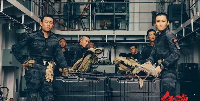 《红海行动2》7月开拍,网曝张译退居男二号,主角可能是王一博