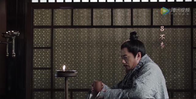 《大秦赋》吕不韦曾被几位聪明人多次规劝,可惜位高权重蒙蔽双眼