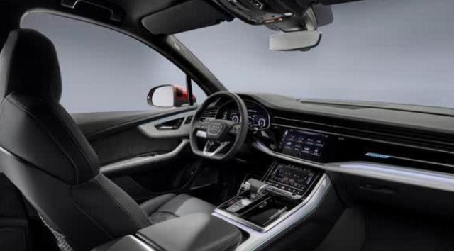 这款奥迪豪华SUV,动力2.0T,搭载转向系统,不输宝马X5