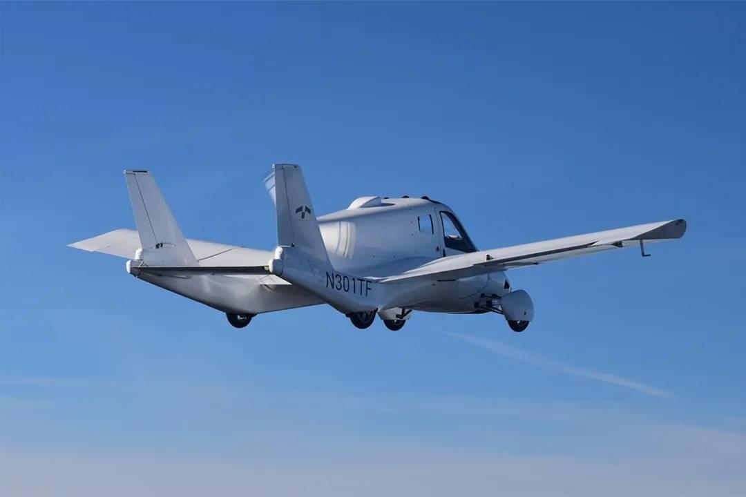 吉利飞行汽车获全球首张FAA适航证 巡航高度3km 巡航速度167km/h