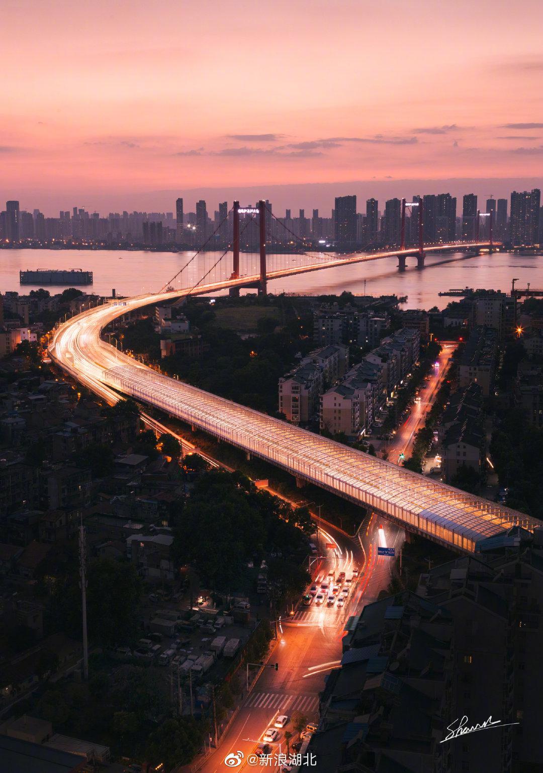 """""""十四五""""湖北将新建4座长江大桥"""