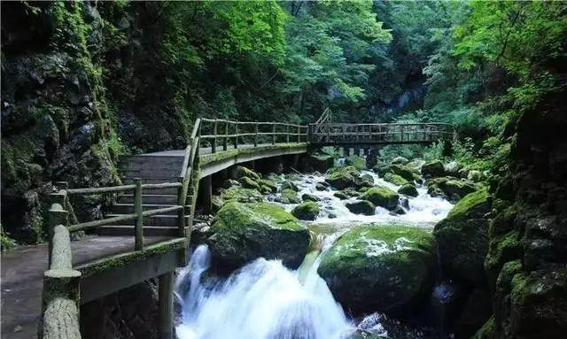 离西安40分钟车程,有一个避暑天堂,山林瀑布凉爽透气!