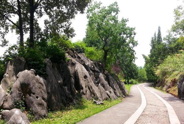 福建也有一处石林景观,其规模仅次于云南的石林,就藏在三明永安